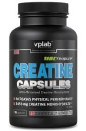 VP Lab Creatine capsules 90 капсул
