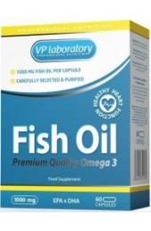 VP Lab Fish Oil 1000 мг 60 капсул