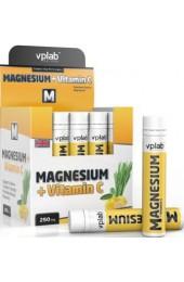 VP Lab Magnesium + Vitamin C 1 ампула 25 мл